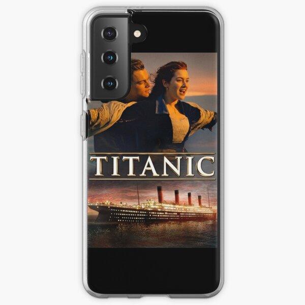 Titánico Funda blanda para Samsung Galaxy