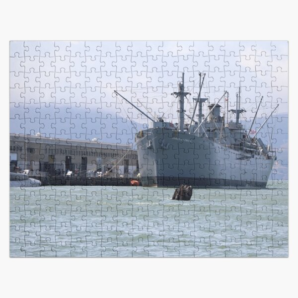 SS Jeremiah O'Brien Jigsaw Puzzle
