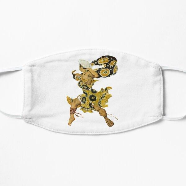 Russian Ballerina Flat Mask