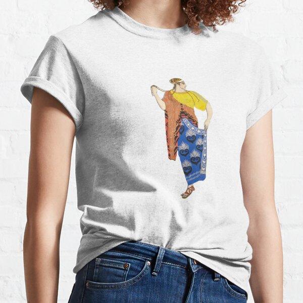 Ancient Greek Costume Painting 2.0 Classic T-Shirt