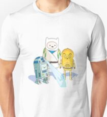 Star Wars Adventure Time T-Shirt