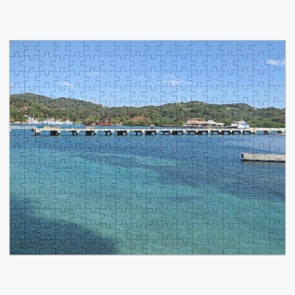 Mahogany Bay Roatan Jigsaw Puzzle