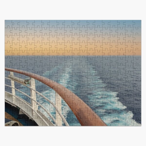 The Cruise Life Jigsaw Puzzle
