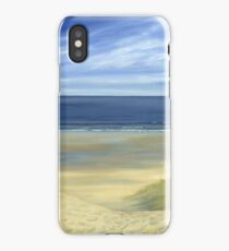 Northumberland Beach iPhone Case/Skin