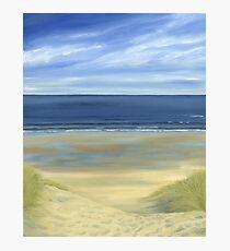 Northumberland Beach Photographic Print