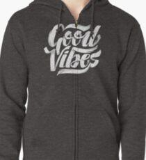 Good Vibes - Feel Good T-Shirt Design Kapuzenjacke