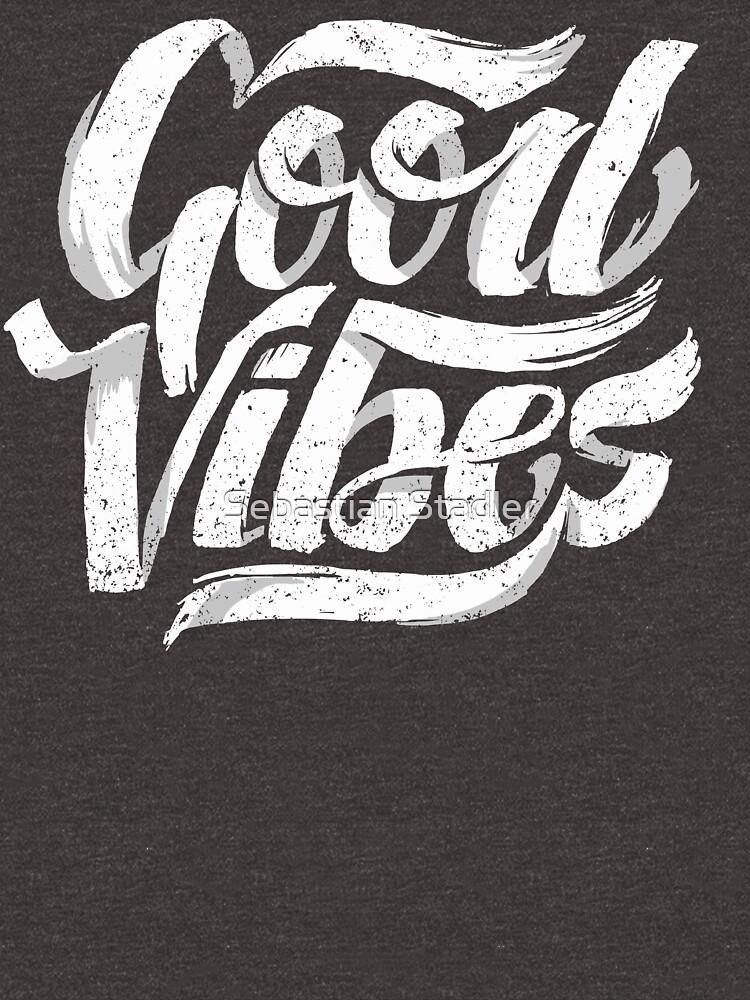 Good Vibes - Feel Good camiseta Design de sebastianst