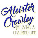 Aleister Crowley! by buttermybooks