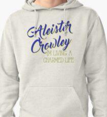 Aleister Crowley! Pullover Hoodie