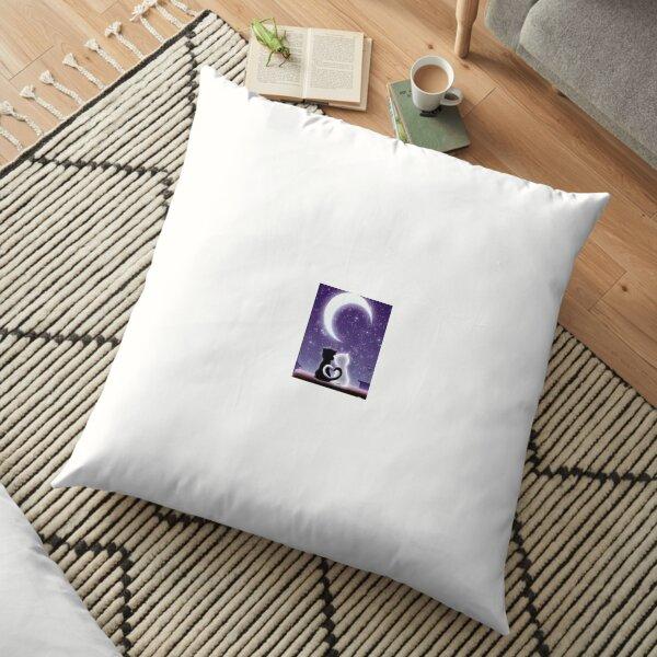Digital art Floor Pillow