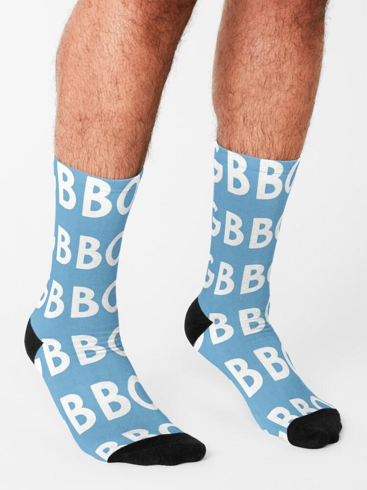 Alternate view of GBBO Socks