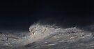 Winter Waves At Waimea Bay 14 by Alex Preiss