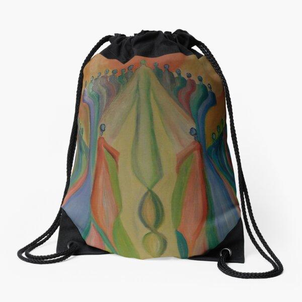 eternity Drawstring Bag