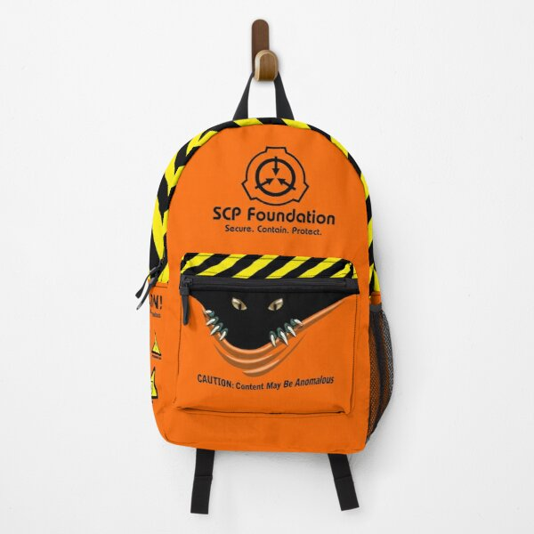 """SCP Foundation """"Anomalous content II"""" Backpack"""