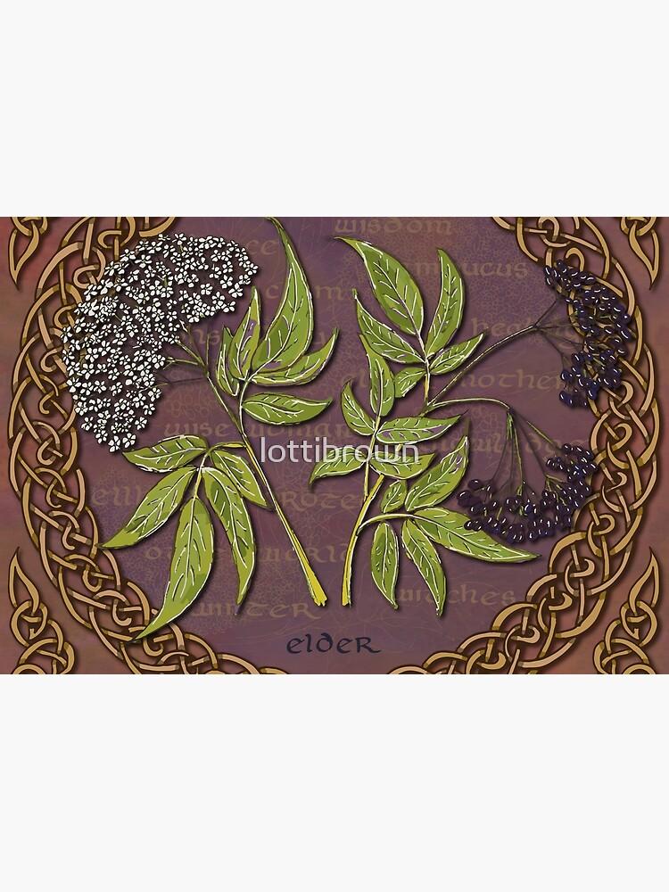 Celtic Elder by lottibrown