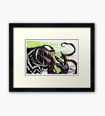 Venomous Framed Print