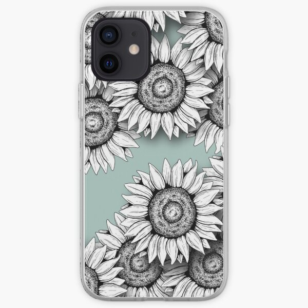 She Was as Wild as the Flowers iPhone Soft Case