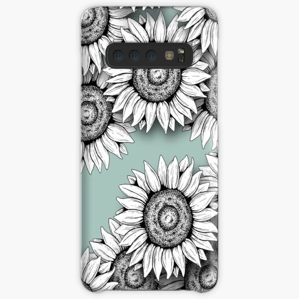 She Was as Wild as the Flowers Samsung Galaxy Snap Case
