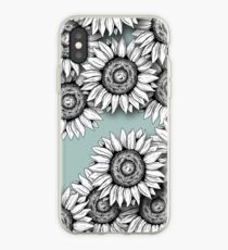 She Was as Wild as the Flowers iPhone Case