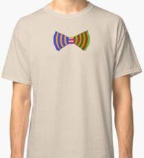 Rainbow Bowtie Classic T-Shirt