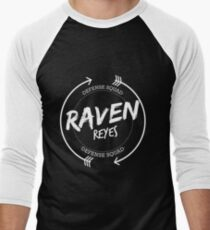 RAVEN REYES VERTEIDIGUNG SQUAD Baseballshirt für Männer