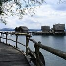 Lake Constance - Reconstructed settlement by Ellanita