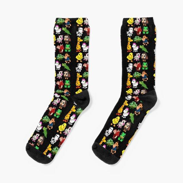 Adopt me Roblox Family Socks