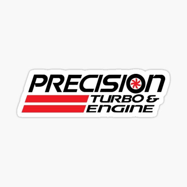 NEW Aero Precision Sticker Decal White