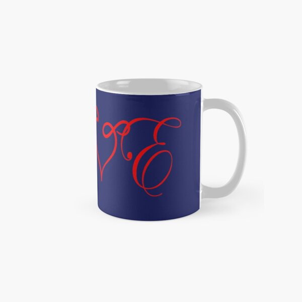 for lovers of all kinds. Classic Mug