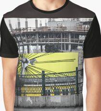 Yellow Grip Graphic T-Shirt