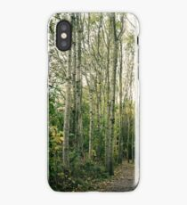 Trees are giants. iPhone Case/Skin