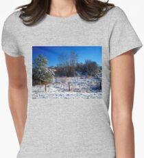 quiet snowy morning T-Shirt