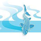 Robofish Swim by Asia Barsoski