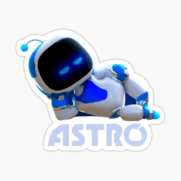 Salle de jeux d'Astro Sticker