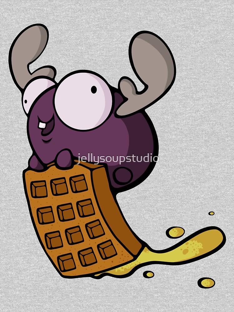 Mini Moose by jellysoupstudio
