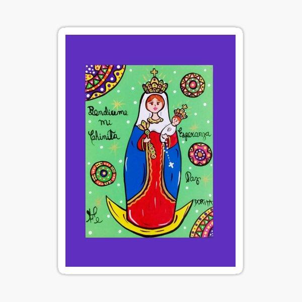 La Chinita / Violeta Sticker
