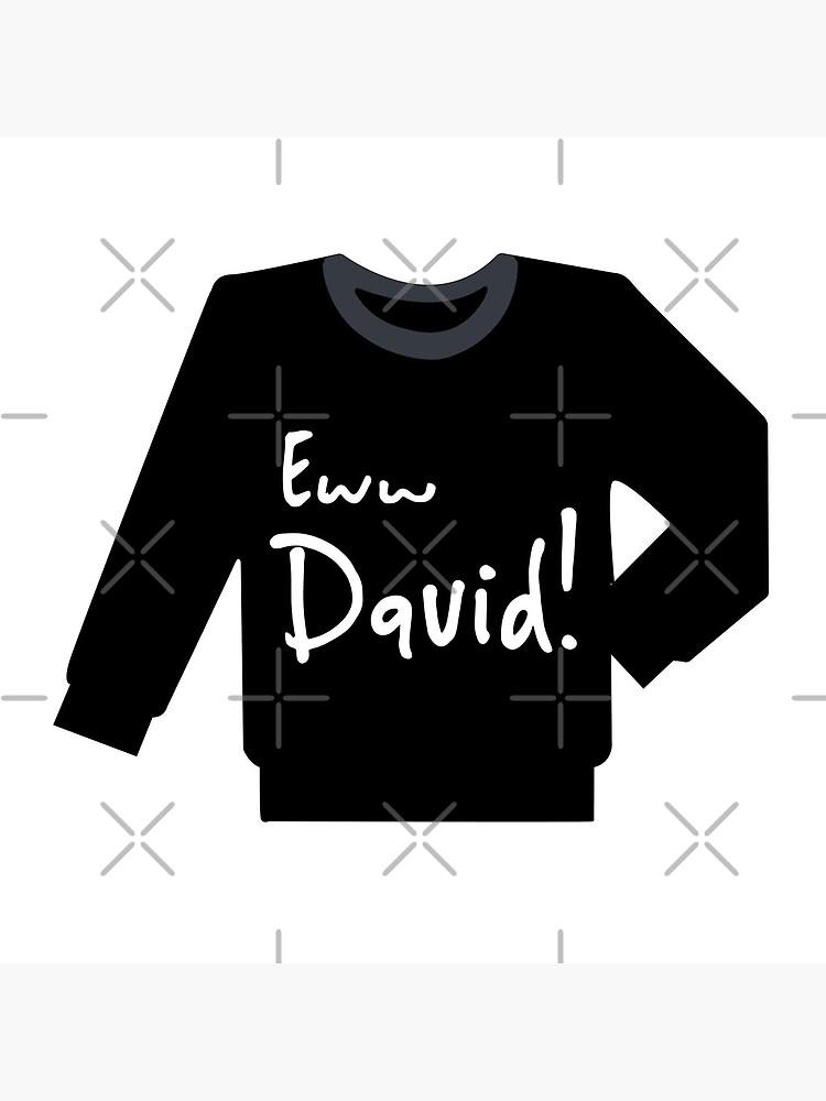 David rose sweater..eww David! by Prita-D
