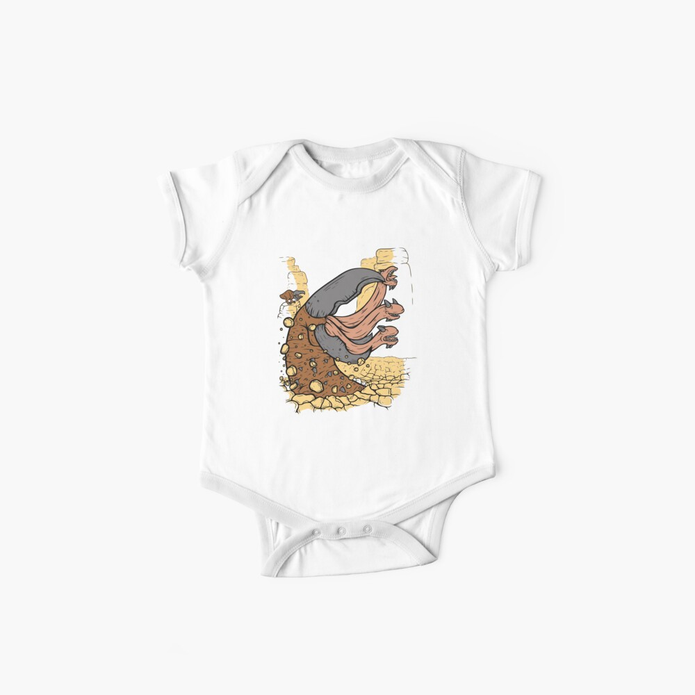 Temblores Bodies para bebé