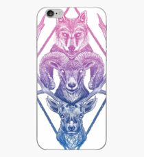 Wolfram Hart (Color) iPhone Case