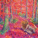 Fairy of Fall by Virginia Graybill