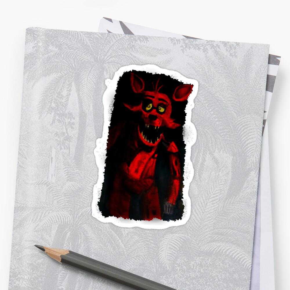 Foxy by illuminyx