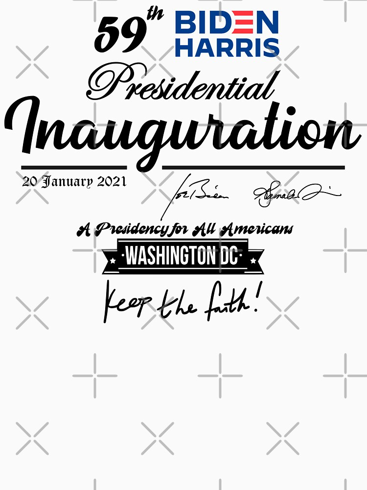Presidential Inauguration USA by mickydee.com by MickyDeeTees
