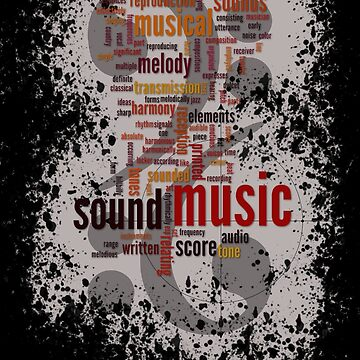 Sound Music by TaniaRose