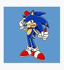 Sonic Screwdriver Photographic Print