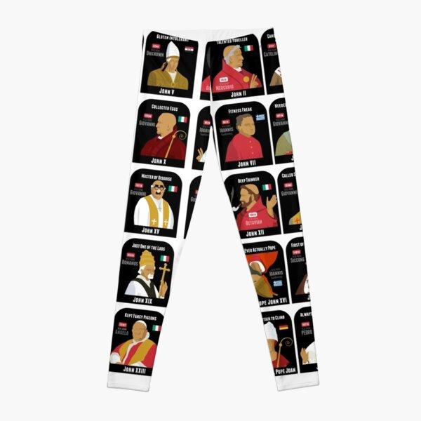 All the Pope Johns I - XXIII Leggings