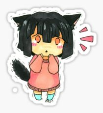 Chibi Roxy Sticker