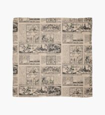 Hero of Time Tapestries Scarf
