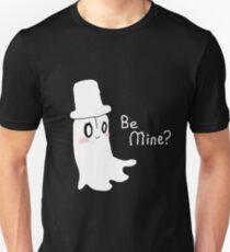 Undertale Napstablook Be Mine? Unisex T-Shirt