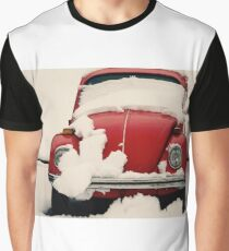 Winter Reds Graphic T-Shirt