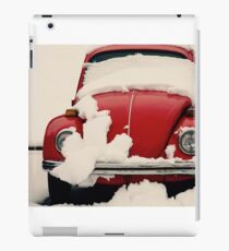 Winter Reds iPad Case/Skin